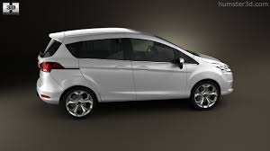 opel ford 360 view of ford b max 2013 3d model hum3d store