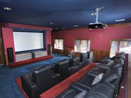 seatcraft home theater seating monochromatic brown palette color for chase home theater with
