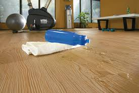 waterproof flooring with wood and looks