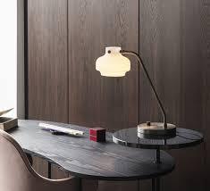 led bureau desk l copenhagen sc15 opal led ø16cm h37cm andtradition