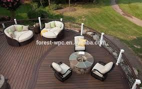 garden composite wood outdoor deck tile parquet flooring malaysia