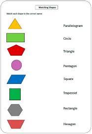 25 best shapes images on pinterest preschool shapes shapes