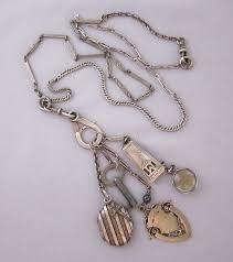 antique sterling silver necklace images 128 best vintage sterling silver lockets images jpg