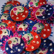 where to buy mexican ornaments zinnia folk arts