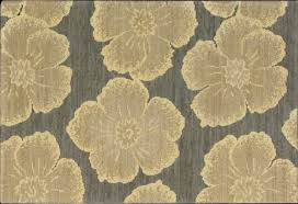 Nourison Somerset Floral Rug Flooring Appealing Contour Mocha Area Rug By Nourison Rugs For