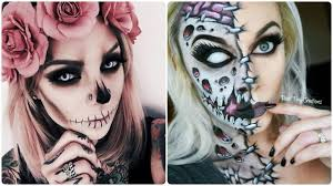 Easy Halloween Makeup Tutorials by Best Instagram Tutorials 1 Top 15 Diy Halloween Makeup