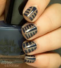 art deco nail art design more com