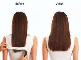 comment couper ses cheveux comment se couper les cheveux soi même cheveux longs