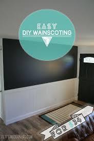 Inexpensive Wainscoting 462 Best Diy Floor U0026 Wall Images On Pinterest Baseboards