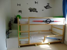 Kura Trofast  Stuva Star Wars Bunk Bed Hack IKEA Hackers - Good quality bunk beds