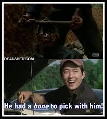 Glenn Walking Dead Meme - deadshed productions governor edition the walking dead 4x06 memes