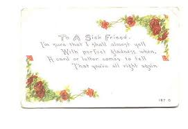 playle s poem roses to a sick friend owen card co store item
