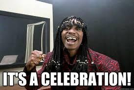 Celebration Meme - longevity aside whats difference mobil ep vs afe passenger car