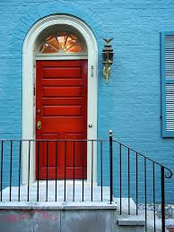Blue House Orange Door Red House Green House Blue House Hotelroomsearch Net