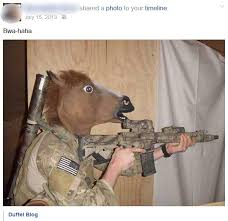 Horse Mask Meme - an open letter to my non horsey facebook friends horse nation