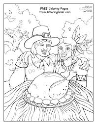 thanksgiving printable coloring pages free thanksgiving color by