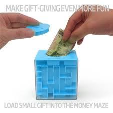 amazon com trekbest money maze puzzle box a fun unique way to