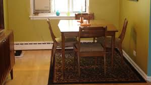 Large Low Pile Rug Dining Room Winsome Dining Room Rug Decorating Notable How Big