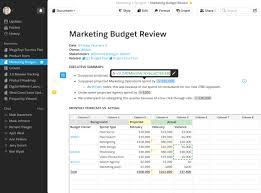 Party Budget Spreadsheet by Quip For Marketing