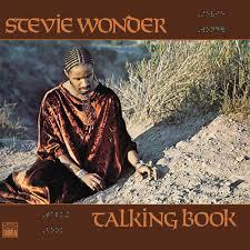 Talking Photo Album Stevie Wonder