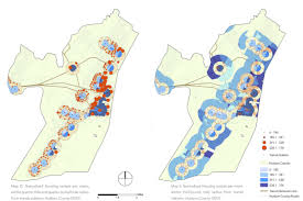 Map Of Hudson County Nj Impact Of Rapid Transit On The Residential Market In Hudson County