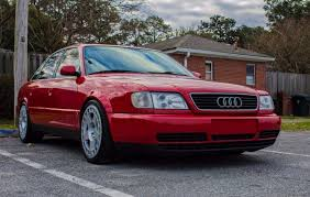 audi 1995 s6 1995 audi s6 6 speed for sale on bat auctions withdrawn on june