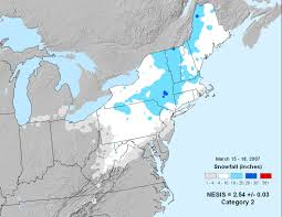 Worst Snowstorm In History by March Weather History