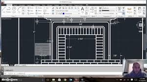 fireplace a autodesk autocad 2d plan youtube