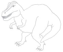 t rex coloring pages coloringsuite com