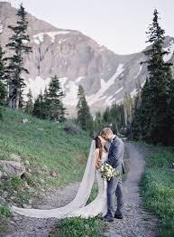 colorado mountain wedding venues on a budget wedding in telluride colorado alta lakes colorado