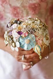 bridesmaid bouquet 20 chic brooch wedding bouquets with diy tutorial deer pearl