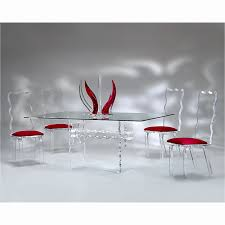 luxury acrylic dining table awesome table ideas table ideas