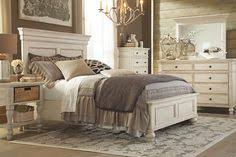 Ashley Bedroom Furniture Set by The Fanzere Panel Bed From Ashley Furniture Homestore Afhs Com