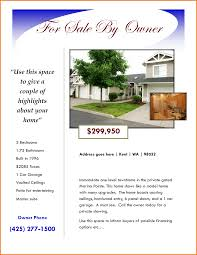 for sale by owner flyer authorization letter pdf