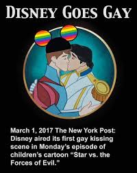 Gay Gay Gay Meme - fact check does a disney cartoon feature the studio s first gay kiss