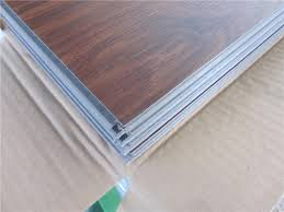 How Durable Is Vinyl Flooring Waterproof Durable Healthy 4 6mm Interlock Click Lvt Pvc Plastics