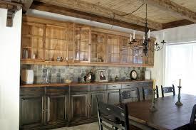 armoire de cuisine rustique armoire de cuisine style rustique sellingstg com
