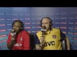 the sports fan zone liverpool 1 2 barnsley youtube