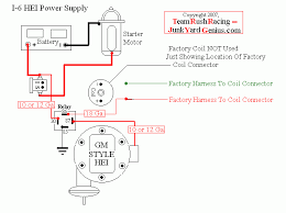 100 wiring diagram for mallory distributor lennox wiring