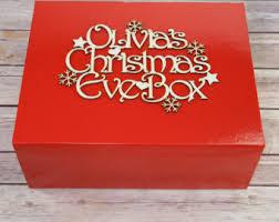 christmas eve box etsy