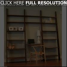 Narrow Leaning Bookcase by I 7040 White 61