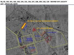 Jhu Campus Map 90 99 110 128 Idpl Jhule Lal Cgs Jpg