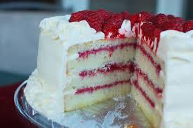 wedding cake fillings lemon raspberry layer cake beantown baker