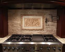 French Country Kitchen Backsplash - kitchen astonishing fabulous electric range diy kitchen stone