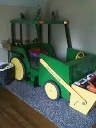 Best John Deere Beds Images On Pinterest Tractor Bed John - John deere kids room