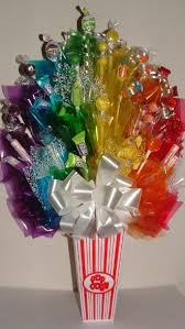 candy bouquet delivery i think i shall make this for tays bday kiddos