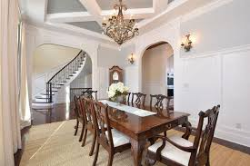 Wainscoting In Dining Room Two Tone Dining Room Ideas Pictures Designing Idea
