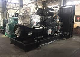 china brand wuxi power 1000kva industrial diesel generator 1500rpm