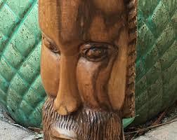 jamaican wood sculptures jamaican wood statue etsy