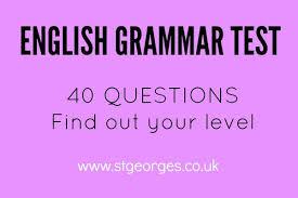 english test online st george international